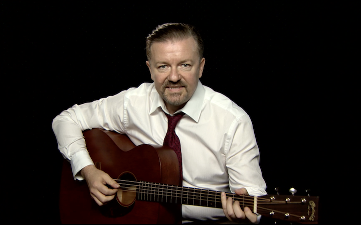 Learn Guitar with David Brent — Ricky Gervais/Special Treats Productions