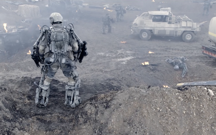 Edge of Tomorrow: Mini-Movie — Warner Bros./Special Treats Productions