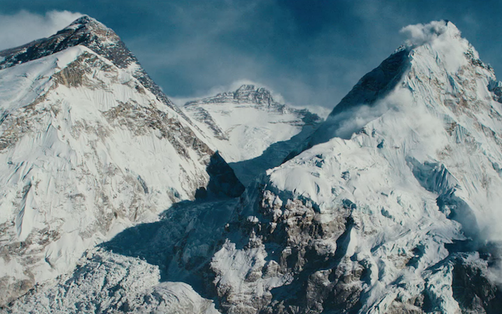 Everest: Climbing Everest — Universal/Special Treats Productions