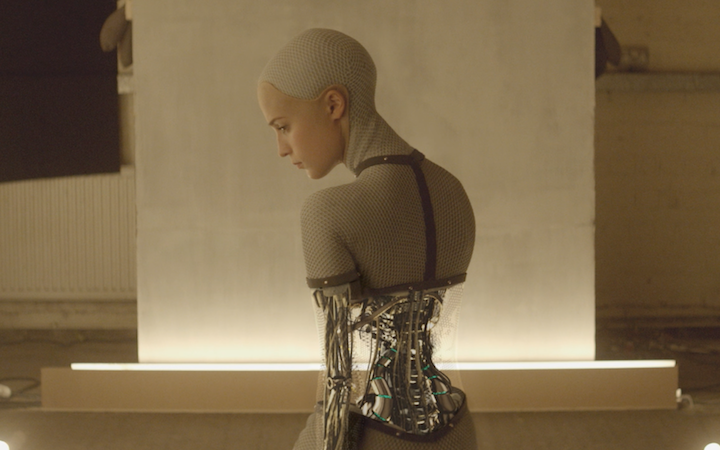 Ex Machina: Creating Ava — Universal/Special Treats Productions