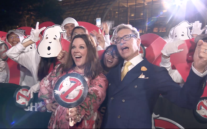 Ghostbusters: Guinness World Records — Sony/Special Treats Productions
