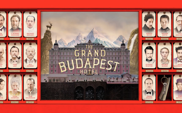 The Grand Budapest Hotel: Classic Hollywood — Fox Searchlight/Special Treats Productions